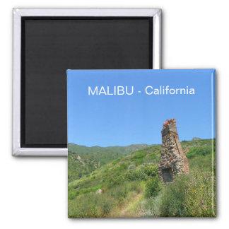 Ímã legal de Malibu! Imãs De Geladeira
