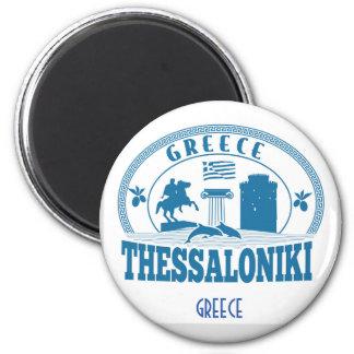 Imã Lembrança do viagem de Tessalónica