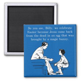 Imã Lição da páscoa de Billy