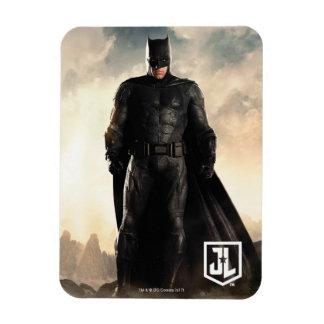 Ímã Liga de justiça | Batman no campo de batalha