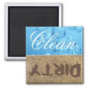 Imã Limpe/ímã sujo da máquina de lavar louça