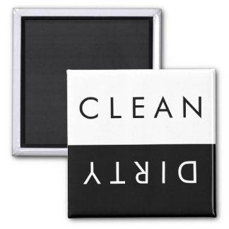 Imã Limpe/ímã sujo da máquina de lavar louça em