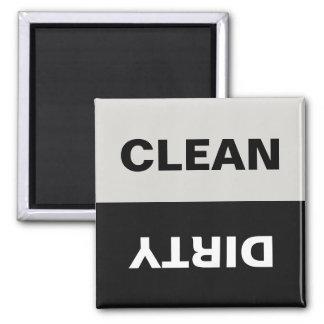 Imã Limpe/máquina de lavar louça sujo