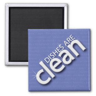 Imã Limpe o ímã dos pratos
