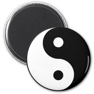 Imã linha básica de yang do yin