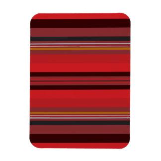 Ímã Listras - horizonte vermelho