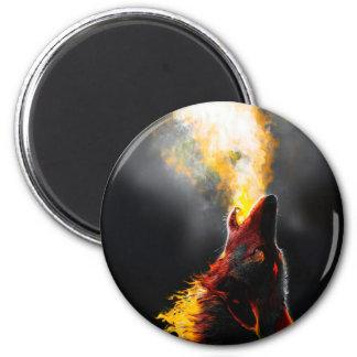 Imã Lobo do fogo