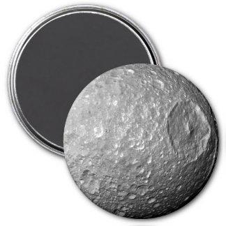 Imã Lua Mimas de Saturn