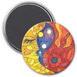 Imã Lua Sun de Medilludesign