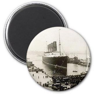 Imã Lusitania do RMS