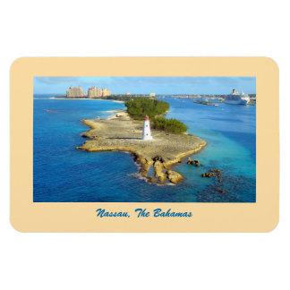 Ímã Luz da ilha do paraíso de Nassau