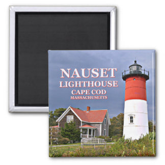 Imã Luz de Nauset, Cape Cod, ímã de Massachusetts