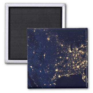 Imã Luzes da NASA do espaço EUA