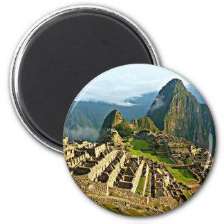 Imã Machu Picchu