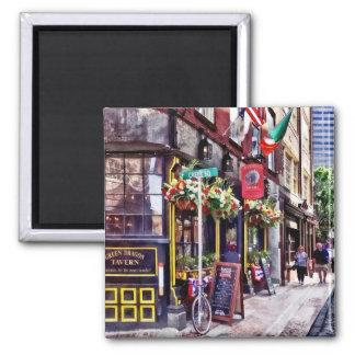 Imã MÃES de Boston - restaurantes no quadrado da angra
