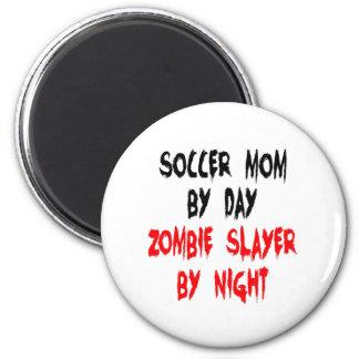 Imã Mamã do futebol do assassino do zombi