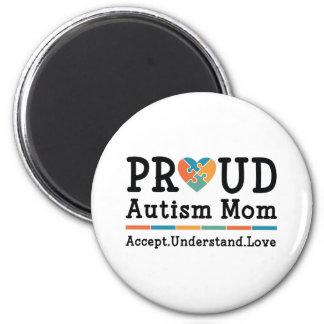 Imã Mamã orgulhosa do autismo