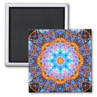 Imã Mandala da estrela da energia
