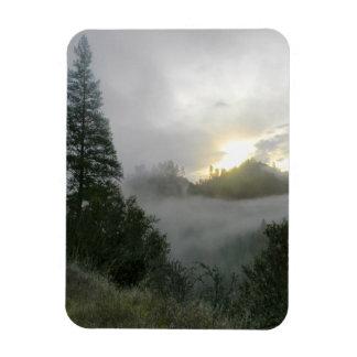 Ímã Manhã calma do inverno….