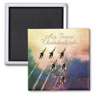 Imã Manobra dos Thunderbirds da força aérea