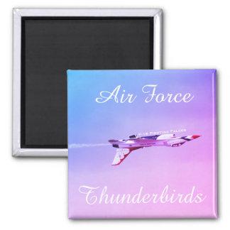 Imã Manobra invertida Thunderbirds da força aérea