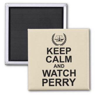 Imã Mantenha humor legal calmo e do relógio de Perry