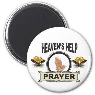Imã mãos da ajuda e da oração
