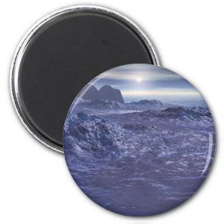 Imã Mar congelado de Netuno