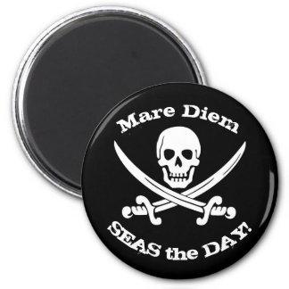 Imã Mares o ímã do pirata do dia