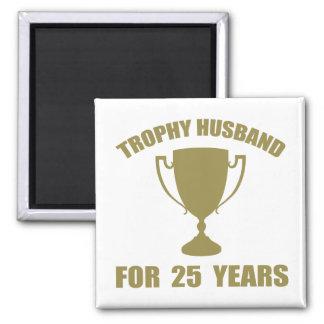 Imã Marido do troféu por 25 anos