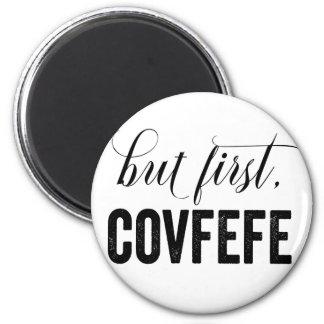 Imã Mas primeiramente, COVFEFE