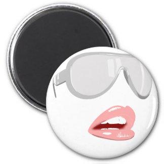 Imã Máscaras bonito & lábios