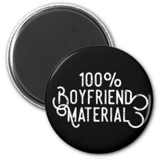 Imã Material 100% do namorado