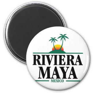 Imã Maya México de Riviera
