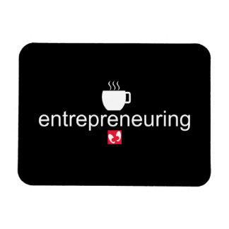 Ímã Mayniax que marca o preto de Entrepreneuring