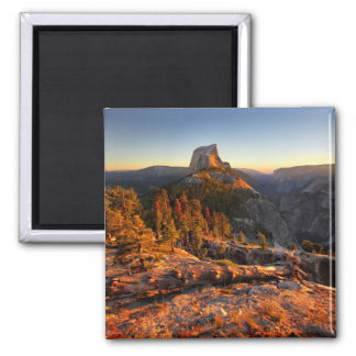 Imã Meia abóbada no por do sol - Yosemite