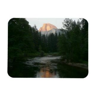 Ímã Meio por do sol da abóbada no parque nacional de