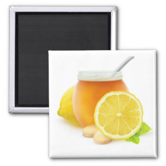 Imã Mel e limão