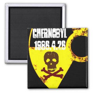 Imã Memorial do ano de Chernobyl 25o