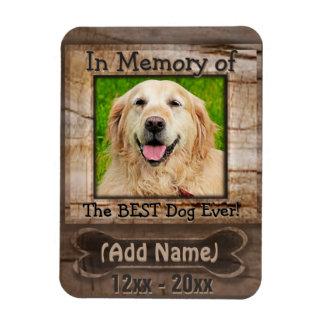 Ímã Memorial do cão