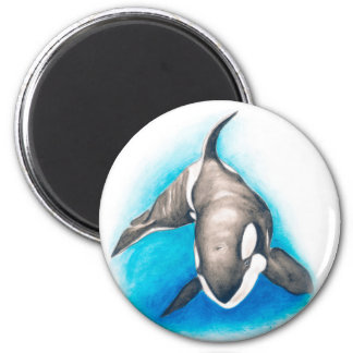 Imã Mergulho profundo da orca