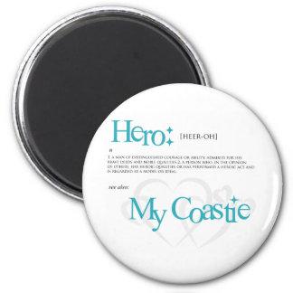 Imã Meu herói, meu Coastie