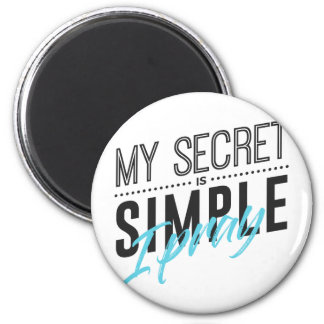 Imã Meu segredo é simples mim Pray