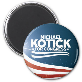 Imã Michael Kotick para o congresso