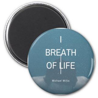 Imã Michael Milis mim respiração da vida