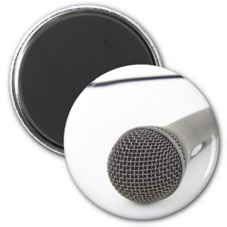 Imã Microfone do estúdio