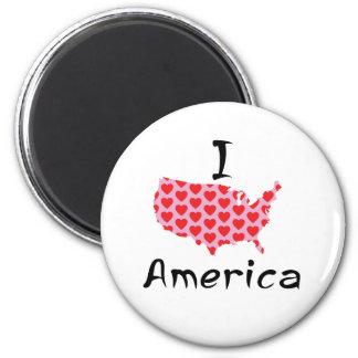 Imã Mim coração América