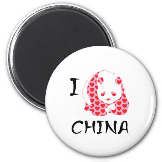 Imã Mim coração China