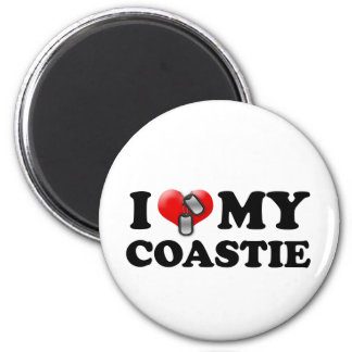 Imã Mim coração meu Coastie