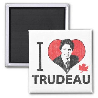 Imã Mim coração Trudeau